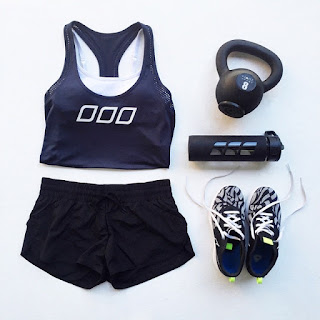 Workout clothes | www.thefittestblogger.com