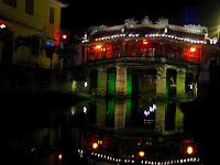 Covered Bridge Hoian