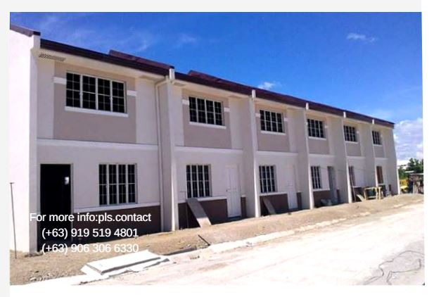 villa arcadia townhouse cheap houses for sale imus