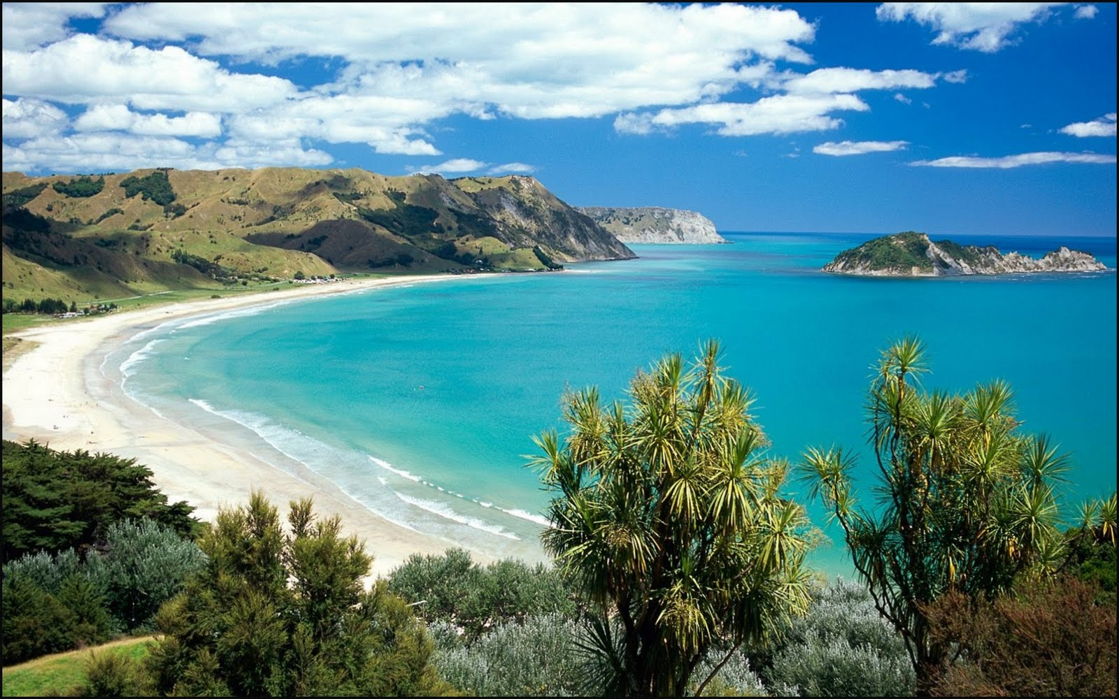 New Zealand: Fetch Free Wallpapers: Beautiful Country New Zealand
