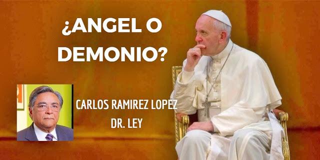 EL PAPA FRANCISCO, COMO PIO XII, ¿ANGELES O DEMONIOS?