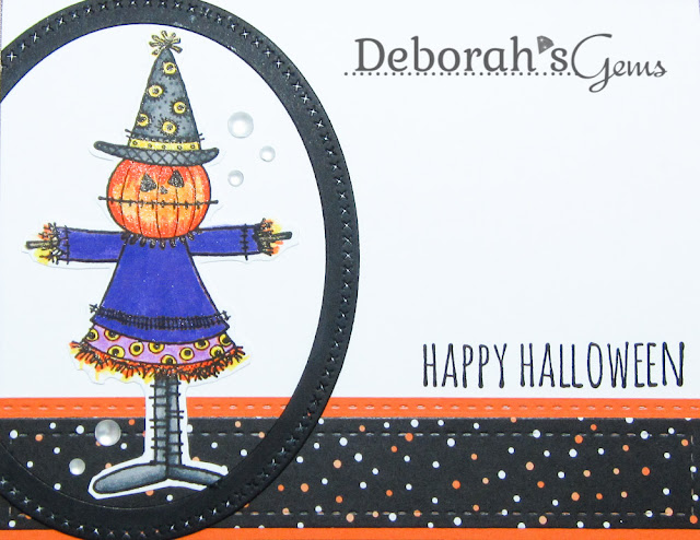 Happy Halloween - photo by Deborah Frings - Deborah's Gems