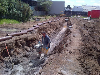 Residential Drainage Systems