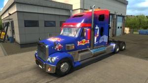 Freightliner Coronado truck mod