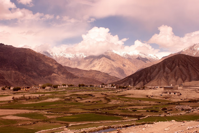 Travel Blog for Ladakh Vacation