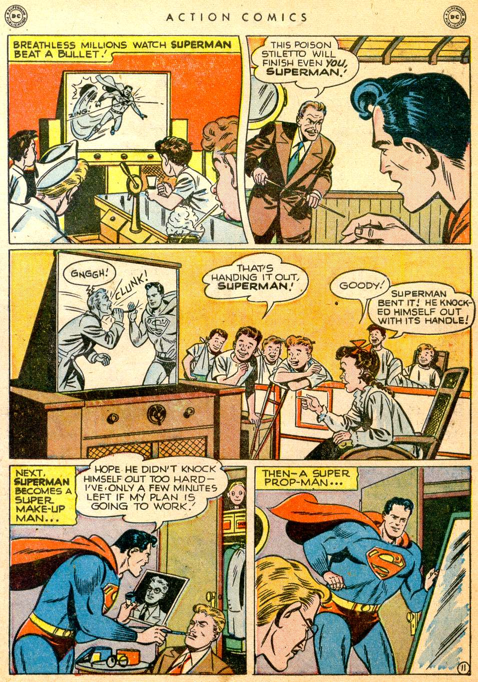 Read online Action Comics (1938) comic -  Issue #126 - 13