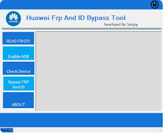 Huawei Frp And ID Bypass Tool Free Download