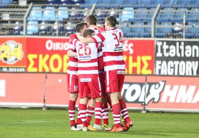 Νίκη με 1-0 του Πλατανιά επί του ΠΑΣ Γιάννινα για την 3η φάση του κυπέλλου