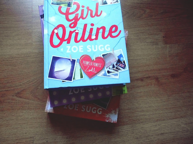 Recenzja trzech części Girl Online