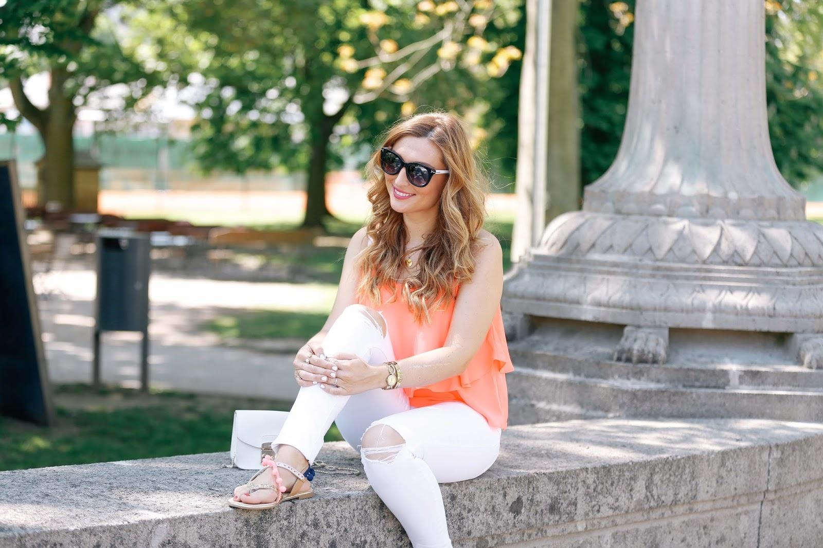 Frühlingslook - blogger - fashionblogger- sommerlook