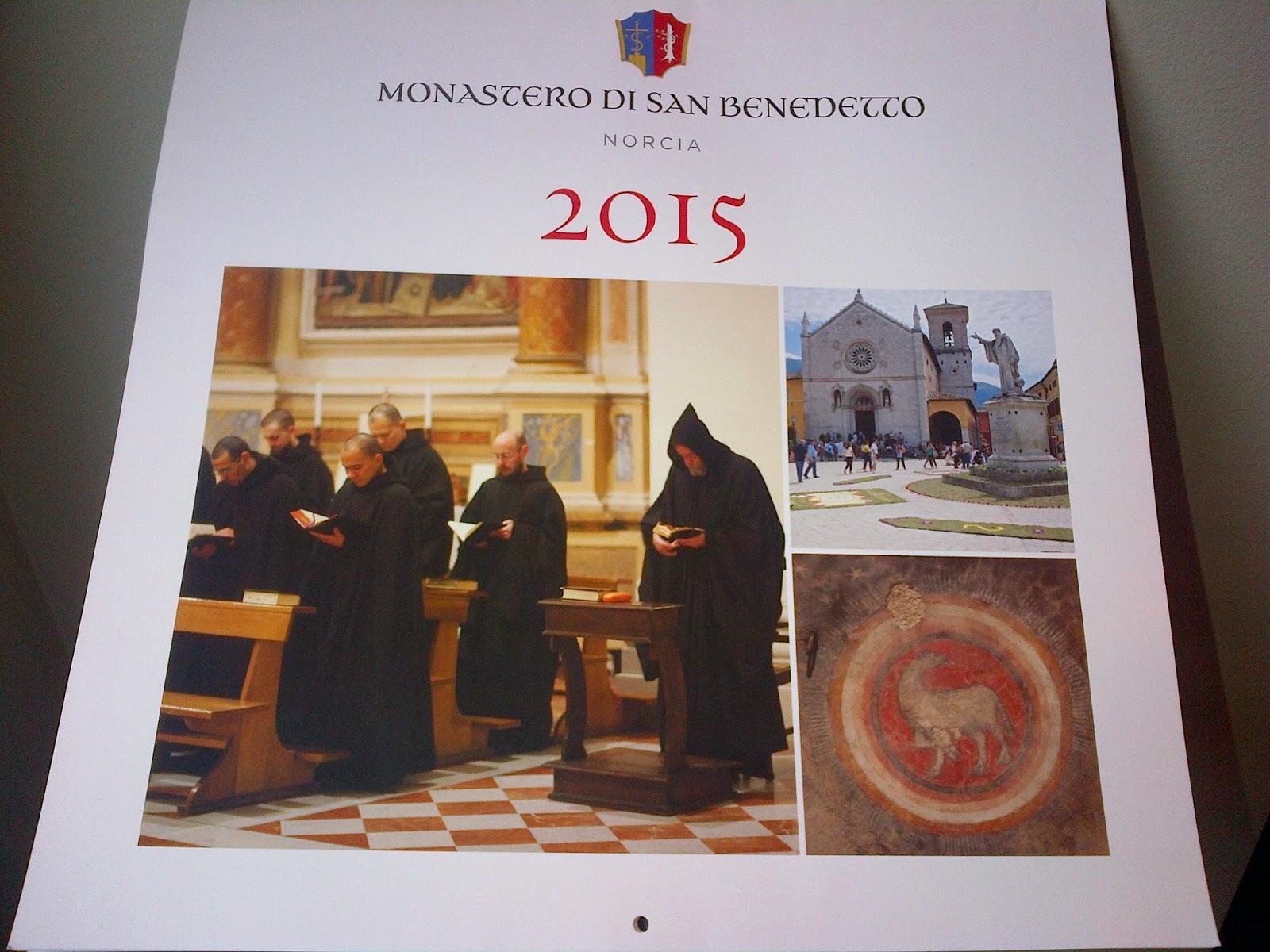 Rorate C U00c6li  Calendar Review  Monastero Di San Benedetto