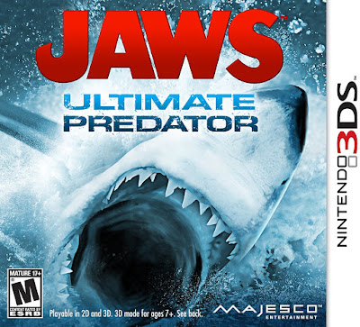 Jaws Ultimate Predator Decrypted 3DS USA
