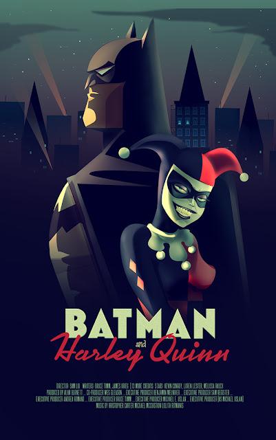 Batman and Harley Quinn (2017) ταινιες online seires xrysoi greek subs