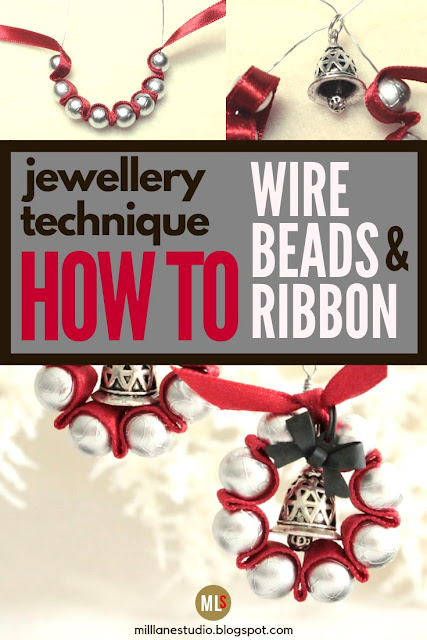 Wreath earrings inspiration sheet