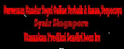 Syair Singapore,31-03-2019