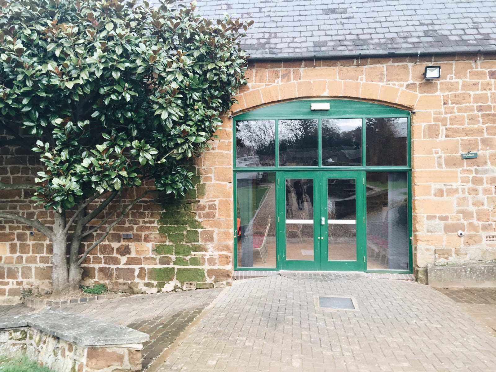 Hunsbury Hill Centre Barn Wedding