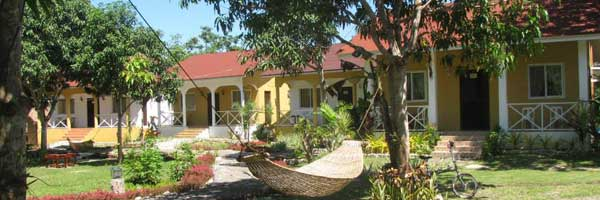 Best Pension House Inn Celvis Vacation Cottages Perfect to Stay Family Outing Convenient Comfortable Home Panglao Bohol Philippines 2018