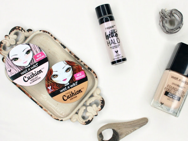 Drugstore makeup: testing out 4 face products by Wet n Wild