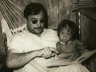O Antropólogo e Ativista Cláudio Villas-Boas
