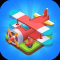 Merge Plane - Click & Idle Tycoon Apk Mod