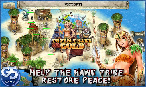 Totem Tribe Gold Mod Full Version v1.0 APK