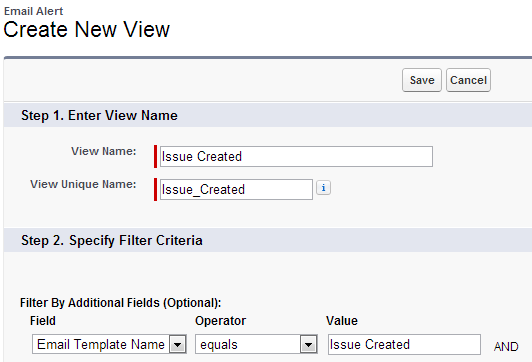 SimplySfdc com: Salesforce: find email template associated