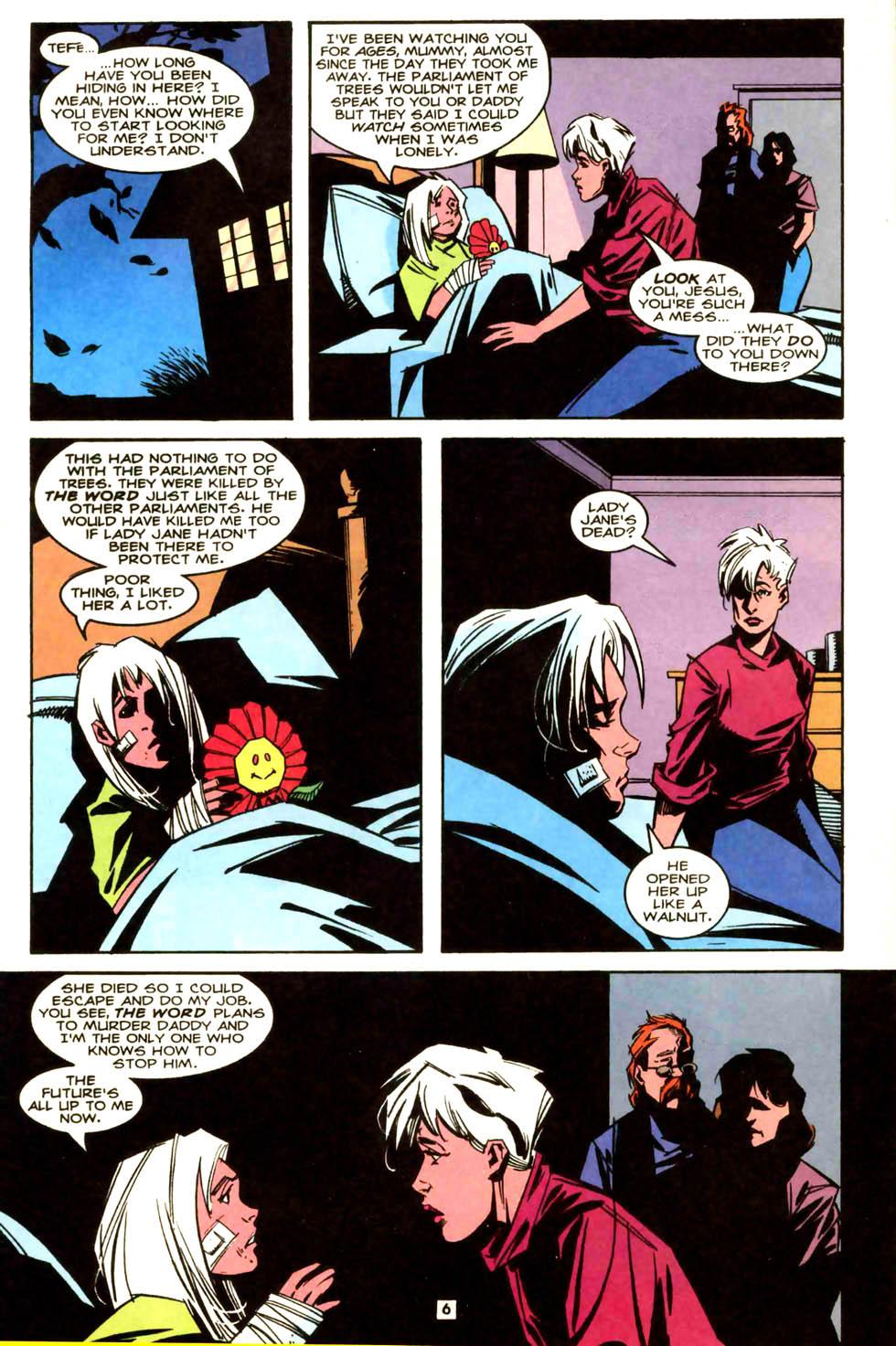 Swamp Thing (1982) #169 #177 - English 7