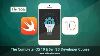 The Complete iOS 10 & Swift 3 Developer Course