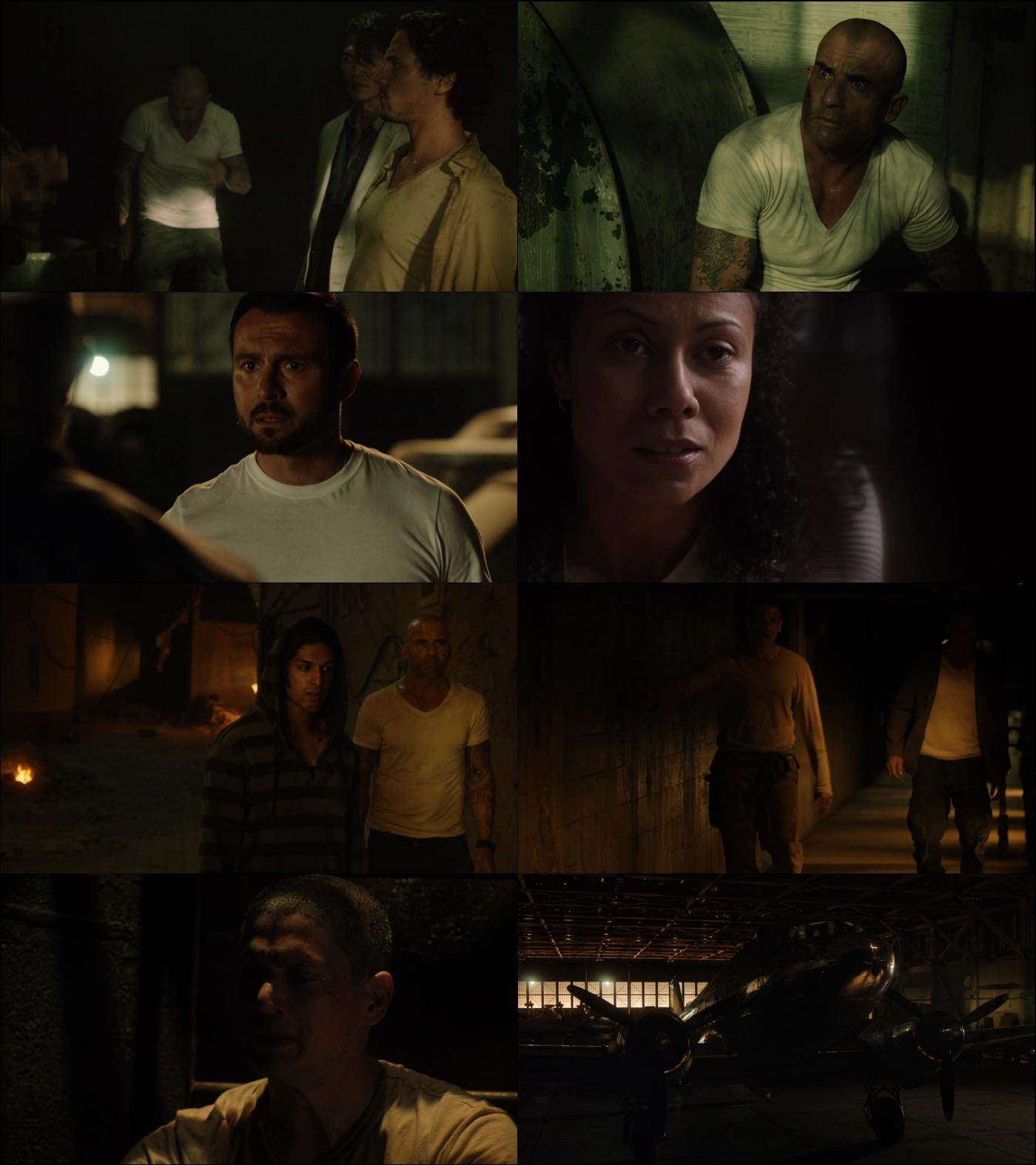 Prison Break Temporada 5 720p Latino
