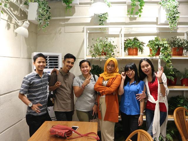 The L.Co Coffee Medan