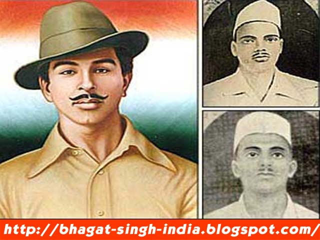 Bhagat singh real photos