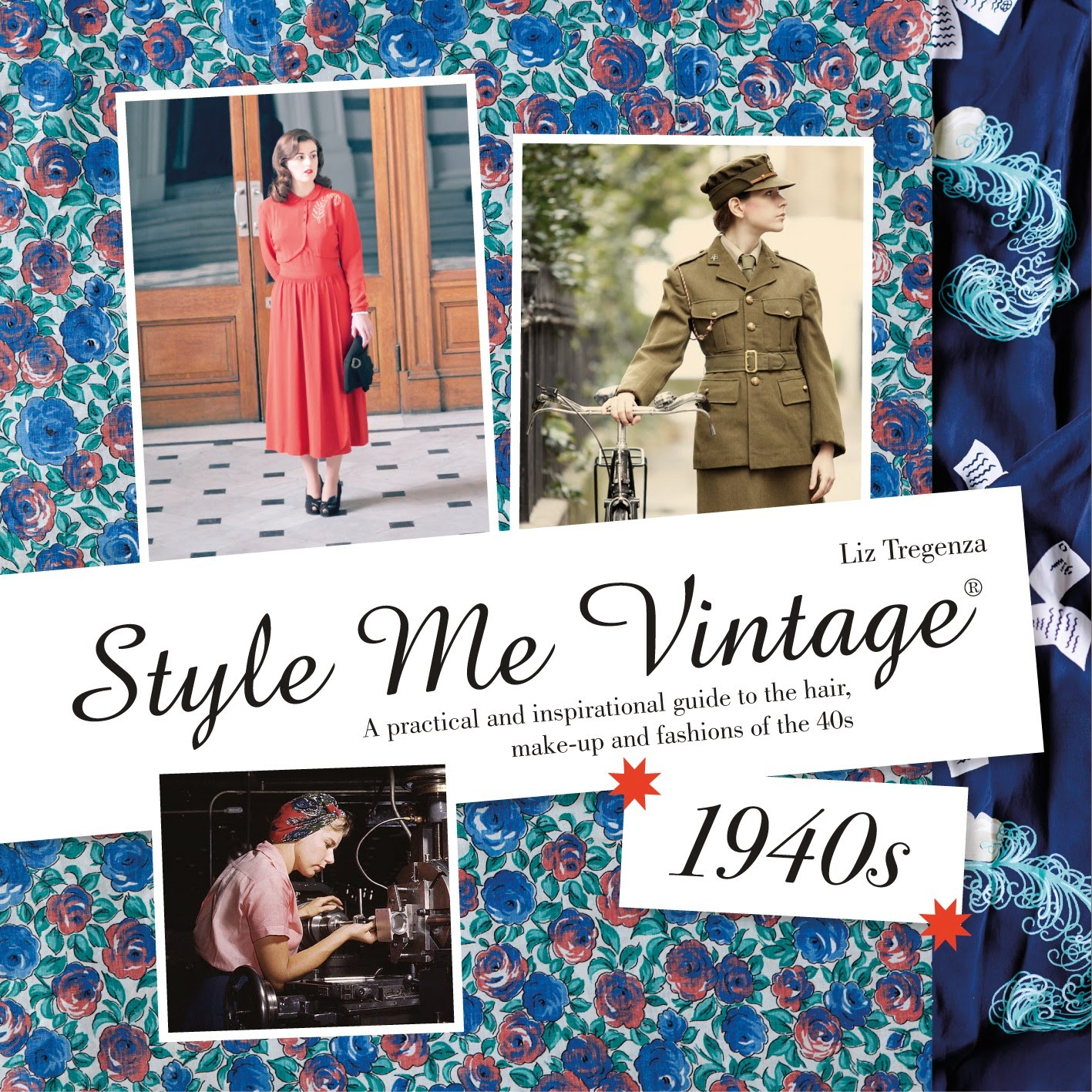 Fashion Beauty Me: Last-Year Reads: Style Me Vintage 1940s