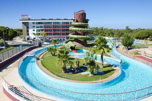 AquasShow Park no Algarve