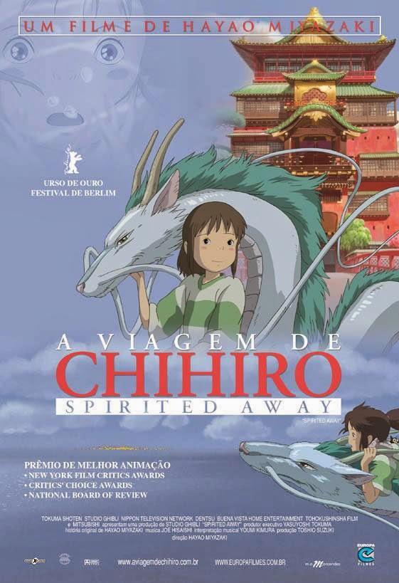 filme a viagem de chihiro dublado rmvb