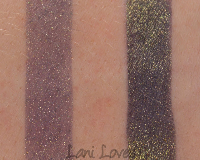 Notoriously Morbid Wake Up Eyeshadow Swatches & Review