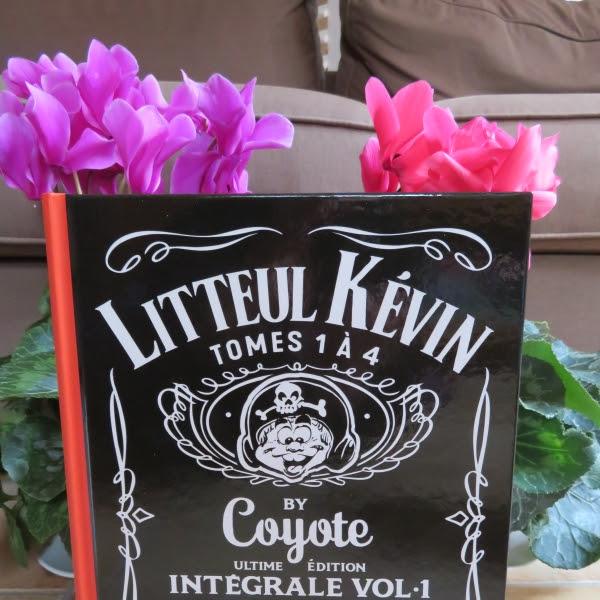 Litteul Kévin, intégrale, tome 1 de Coyote