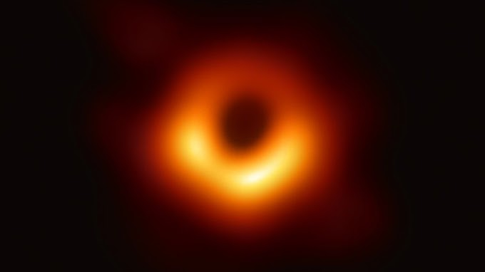 First ever black hole image released 2019 in Hindi