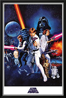 Star Wars Novelty Posters