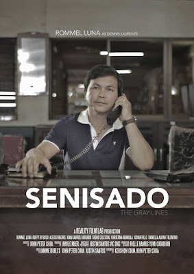 """Senisado"" (The Gray Lines), by John Peter Chua"