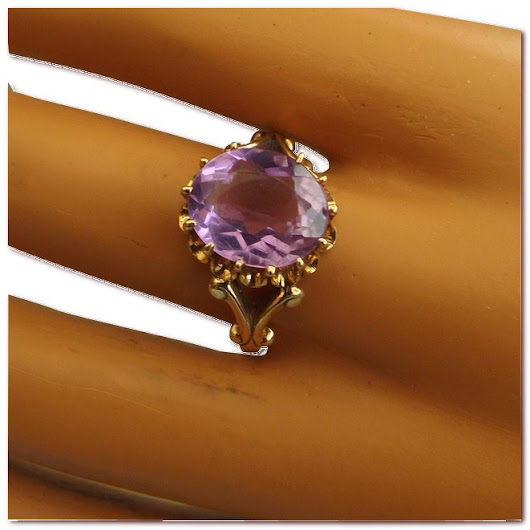 1940's Gemstone Rings | ianortega
