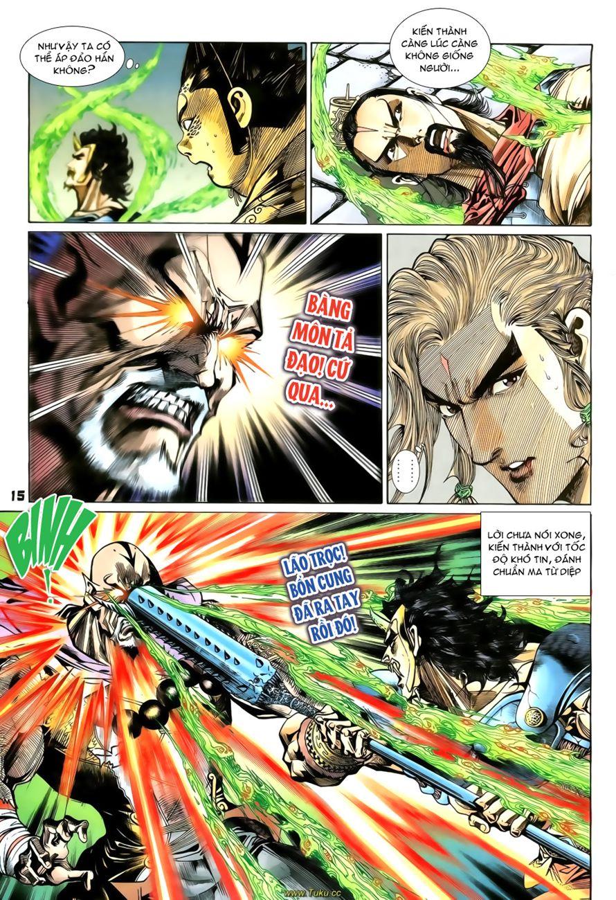 Đại Đường Uy Long chapter 77 trang 22