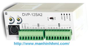 Bộ điều khiển lập trình PLC Delta DVP12SA211T / DVP12SA211R