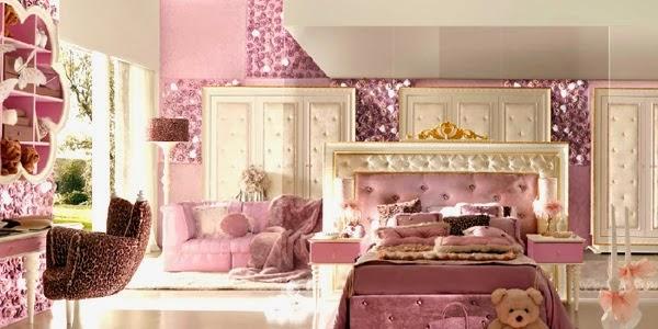 Dormitorios rosa para adolescentes  Colores en Casa