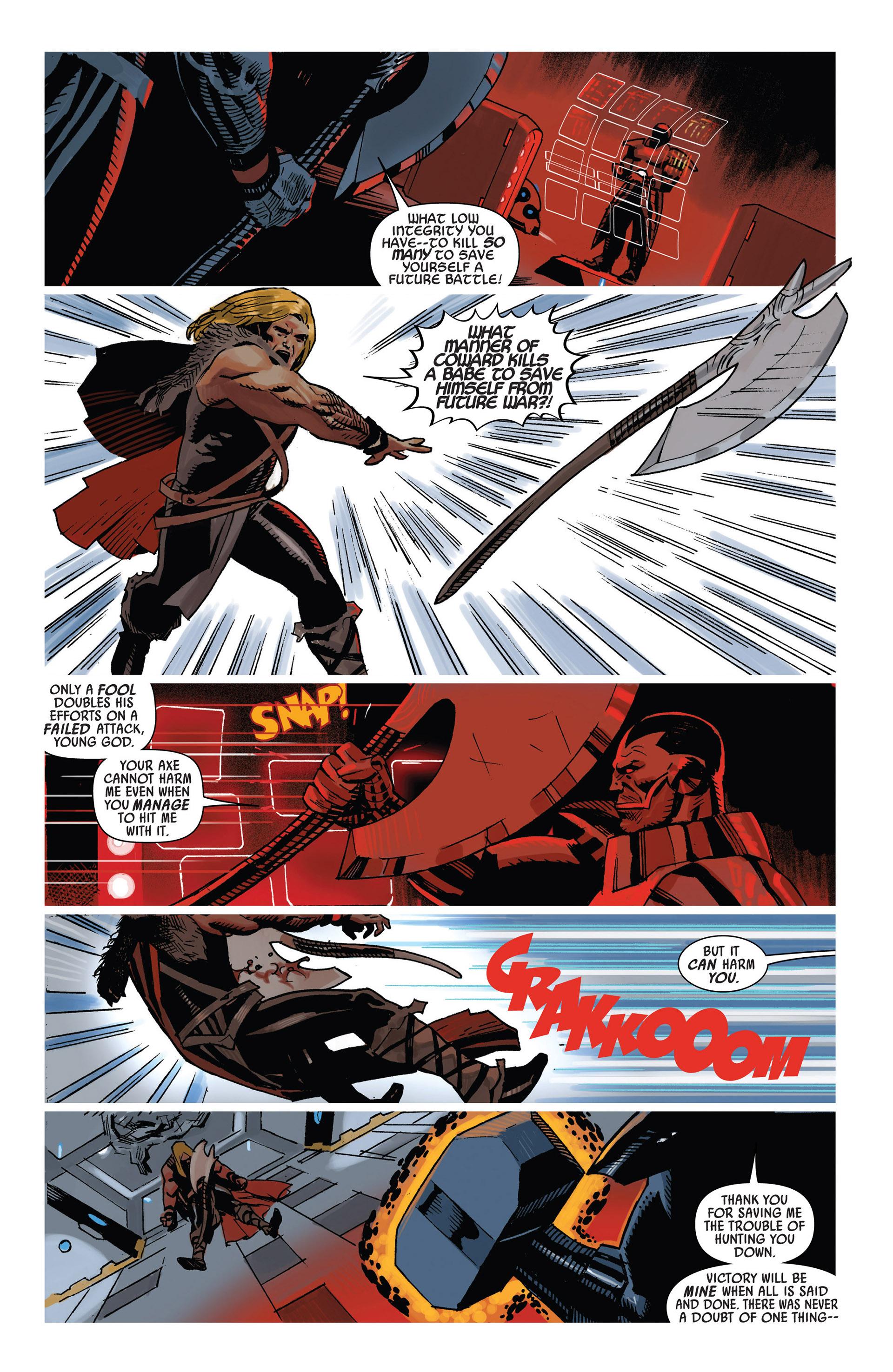 Read online Uncanny Avengers (2012) comic -  Issue #6 - 17