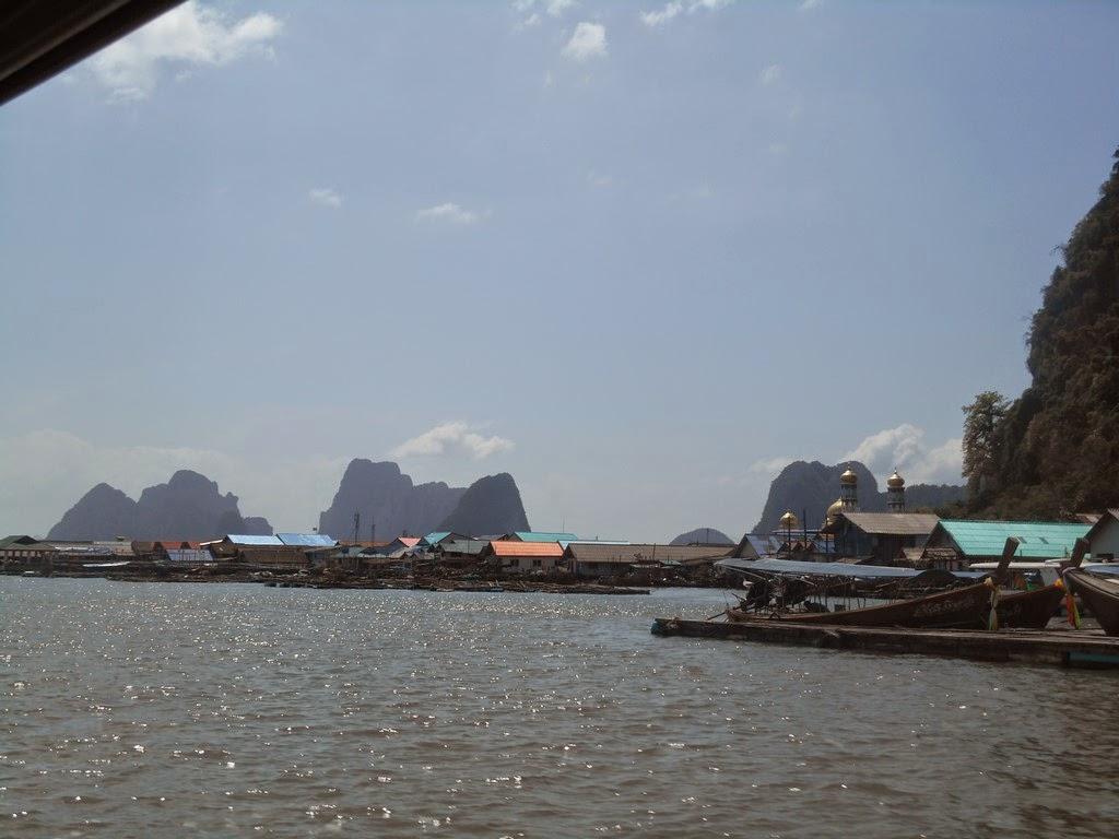 ao phang nga thailandia