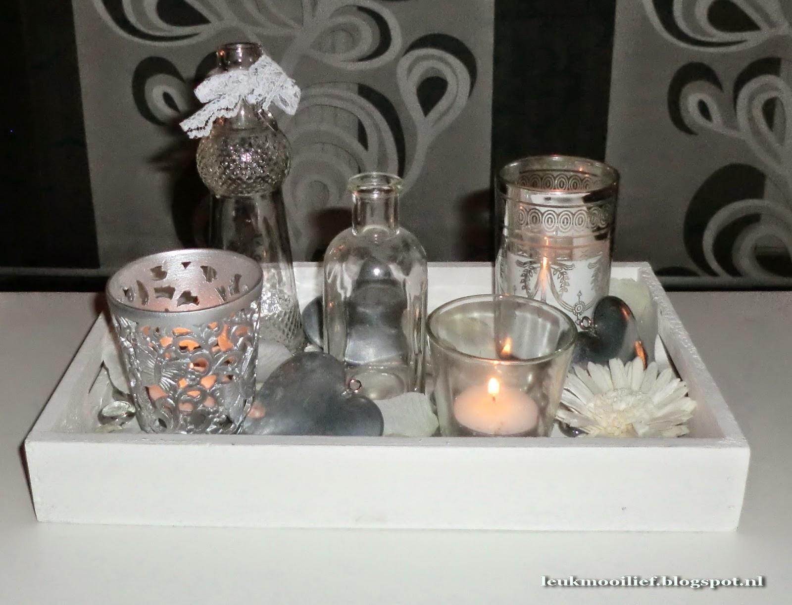 Leuk mooi lief kaarsjes decoratie - Decoreren van een gang ...