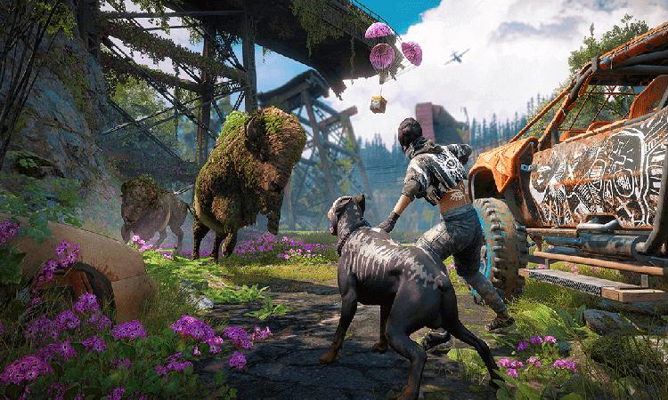تحميل لعبة Far Cry New Dawn مجانا