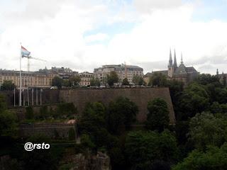 vista di Lussemburgo