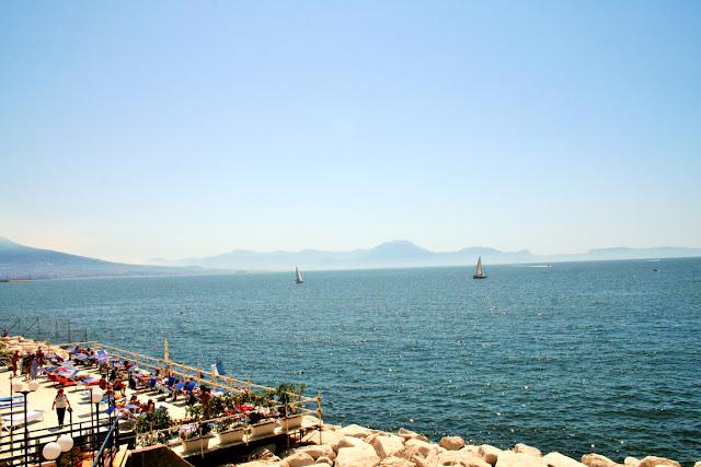 mare, acqua, vela, lido, bagnanti, vacanze, montagne