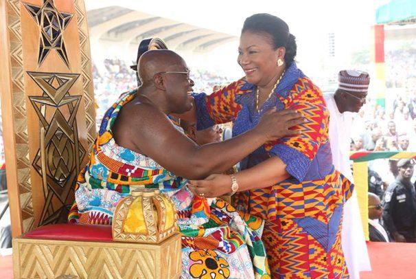 I'm Proud Of My Wife – Akufo-Addo